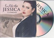 JESSICA CLEMMONS Love Like That 2014 UK 1-trk promo test CD radio edit