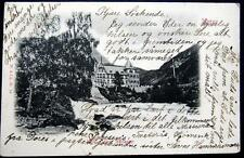 Norway ~ Norge ~ 1904 Hotel Union Geiranger