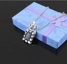 Korean Tohoshinki TVXQ DBSK Jejung Crown Cross Necklace