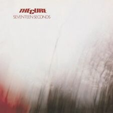 THE CURE 'SEVENTEEN SECONDS' BRAND NEW SEALED RE-ISSUE LP ON 180 GRAM VINYL