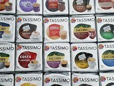 15 TASSIMO T DISCS VARIETY TASTER, STARTER PACK COFFEE  PODS ALL COFFEE