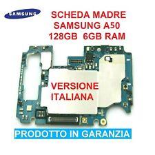SCHEDA MADRE SAMSUNG GALAXY A50 SM-A505FN 128GB DUAL SIM NUOVA IN GRANZIA