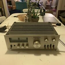 Vtg Kenwood Ka-5700 Stereo Integrated Amplifier Ac 120V 60Hz 2 Amps No Reserve!