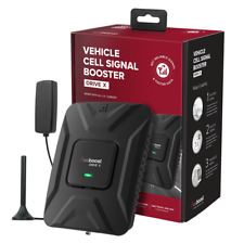 weBoost Drive X Truck or Car Cell Phone Signal Booster kit Amplifier  475021 New