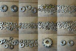 DP Gear Cutters; Milling, Gears, Diametrical pitch, Dividing Head, Mill, MOD