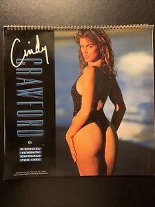 Cindy Crawford Calendar 1992
