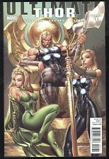 Ultimate Thor (2010) #1 1st Print 1 in 50 J Scott Campbell Variant Cover NM-