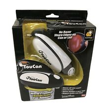 TouCan World's Easiest Hands-Free Can Opener,No Razor Sharp Edges On Can Or Lid