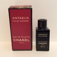 Chanel Antaeus Edt miniature Parfum 4ml Vintage Pour Homme