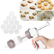 Kitchen Cake Biscuits Mold Cookie Press Making Gun Cookies Lcing Mould Tool S3I9