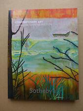 Sotheby's Catalogue Contemporary Art - London 25 June 2009 Evening Auction