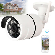 720P Outdoor Waterproof Wireless WIFI IP Camera Network Night Vision Security