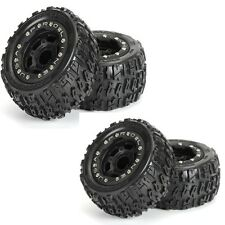 "Pro-Line 1194-13 Mounted Bead-Loc Trencher 2.2"" Tires/Wheels (4) 1/16 E-Revo"