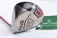 LEFT-HAND PING G15 DRIVER / 10.5°/ REGULAR FLEX PING TFC 149 SHAFT / PIDLHG022