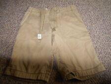Aeropostale Light Brown Distressed  Men's 100% Cotton Shorts  Size 27