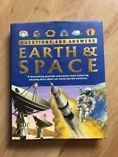Brand New Earth and Space Questions & Answers Hardcover Book