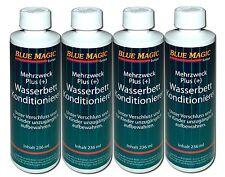 4 Flaschen Blue Magic Wasserbett Konditionierer 236ml Conditioner Mehrzweck +