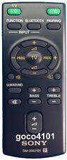 ORIGIN SONY REMOTE CONTROL RMANU191 RM-ANU191 HTCT60BT SACT60BT SSWCT60 RMANU192