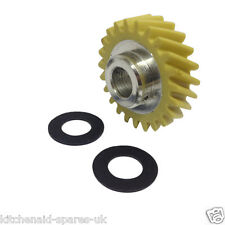 Kitchenaid Artisan & 5QT Stand Mixer Worm Drive Gear WPW10112253 with 2 x Shims.