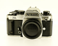 Nikon FA chrome numéro 5056819