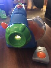 Fisher Price 2003 View Master Show & Tell Wall Projector Viewmaster Reel Viewer