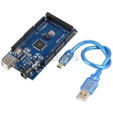 ATmega2560-16AU CH340G MEGA 2560 R3 Board + USB Cable For Arduino UNO SR1G