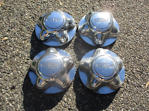 Factory 1998 to 2000  Lincoln Navigator center caps hubcaps for 17 inch wheel