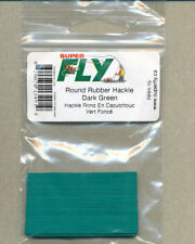 """Bodeze /""""N/"""" Legs Anglers Choice Rubber Hackle Assorted Colors"""