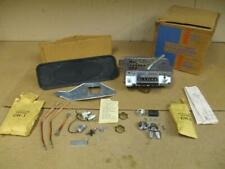 1961 62 Impala NOS Custom Deluxe AM Radio Kit  Mint In Box!  GM 988414