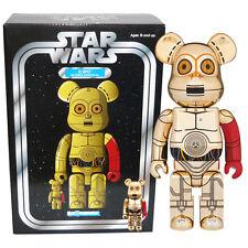 Medicom Be@rbrick Bearbrick Star Wars C-3PO The Force Awakens Ver. 100% & 400%