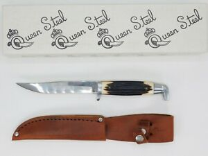 Queen Bird and Trout Knife