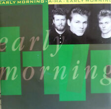 "7"" 1990 RARE & KULT IN MINT- ! A-HA : Early Morning"