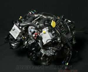 2458509 Meccanismo Motore Turbo N63B44D BMW G11 G12 LCI 750i 530PS X5 G05 50iX