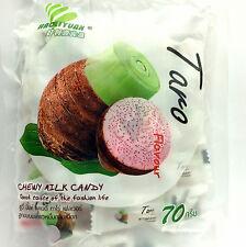 Taro Chewy Bulk Candy Store HAOLIYUAN Thai Snack International Food Recipes 67G