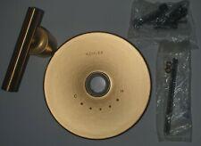 Kohler T14488-4-BGD Purist Thermostatic Valve Trim Brushed Gold