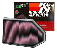 K&N 33-2460 Replacement Air Filter 2011-2017 Dodge Challenger and Charger