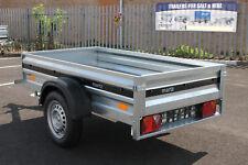 BRAND NEW Car trailer camping box small TRAILER 200cm x 106cm 750kg MARTZ