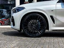 Alufelgen 9,5+10,5 22 Zoll Winterfelgen Winterräder BMW X5 X7 G5X G7X schwarz 67