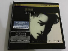 Leslie (K2HD) (Limited Edition) Leslie Cheung 張國榮 (MADE IN JAPAN)