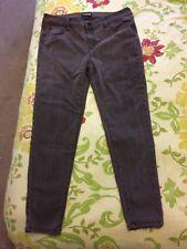 Juniors Crave Purple Stretchy Jeans Size 11