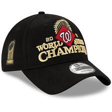 Washington Nationals New Era 9TWENTY World Series Champions Locker Hat Dad Cap