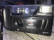 Yashica T3 Super Carl ZeissT* 35mm Lens f2.8 AF Compact Camera