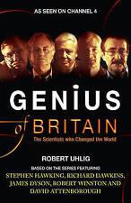 Genius of Britain by Robert Uhlig (Hardback, 2010) New Book