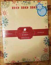 """Christmas Theme """"Ho Ho Ho Snowflakes"""" Printer Paper - 80 Sheets - Great Look"""