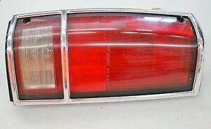 1982-94 Chevy GMC S-10 S-15 Blazer LH Left Tail Light