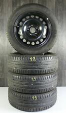 16 Zoll SOMMERREIFEN + OPEL Zafira B Astra H + Sommerräder Stahl + 205/55R16 94V