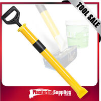 Plasterers Quick Fill Mud Pump. 700mm Tube Length 10mm Nozzle. Lightweight