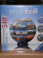 PUZZLE BALL 3D ALREDEDOR DEL MUNDO  ¡OFERTA, ANTES 43€! RAVENSBURGER