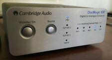 Cambridge Audio DacMagic 100 Silver – Excellent Condition