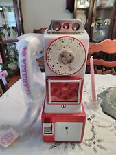 Alabama - Automatic Electric 3 slot pay phone **RARE** Rotary Dial
